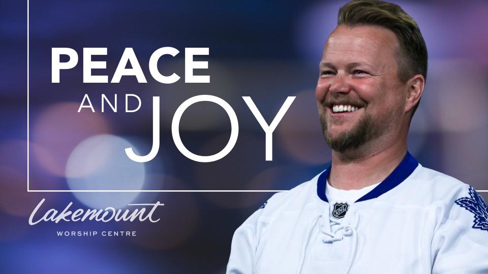 Video Thumbnail Joy and Peace   May 30, 2021