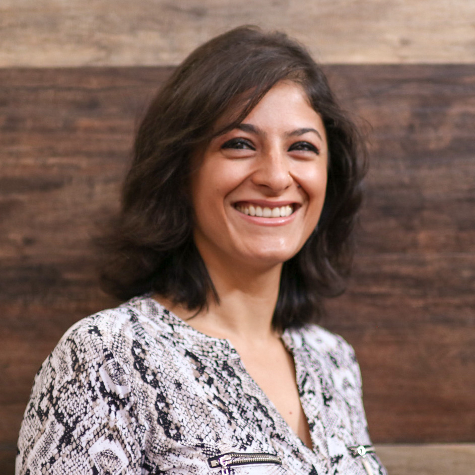 Anita Hanna - Executive Assistant to Lead Pastor