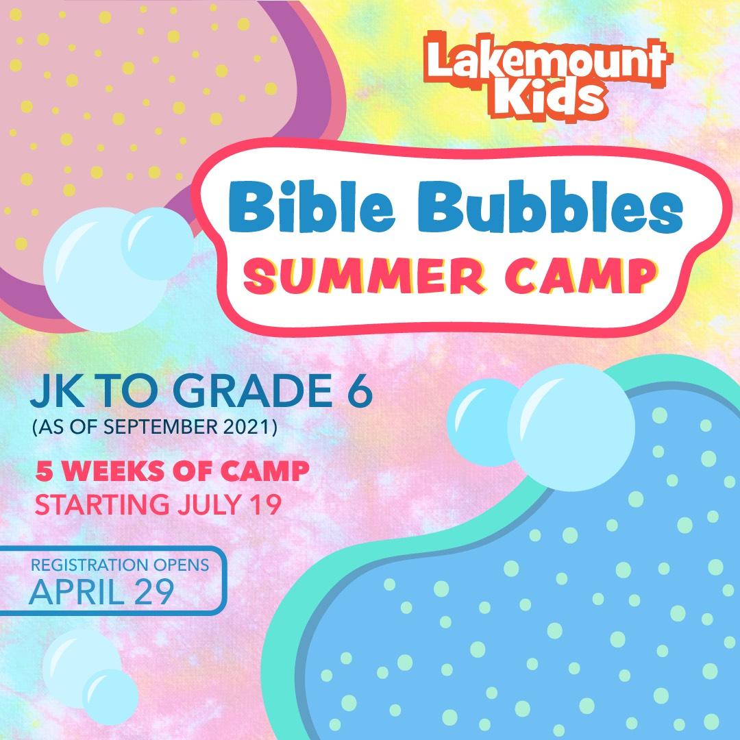 Bible Bubbles