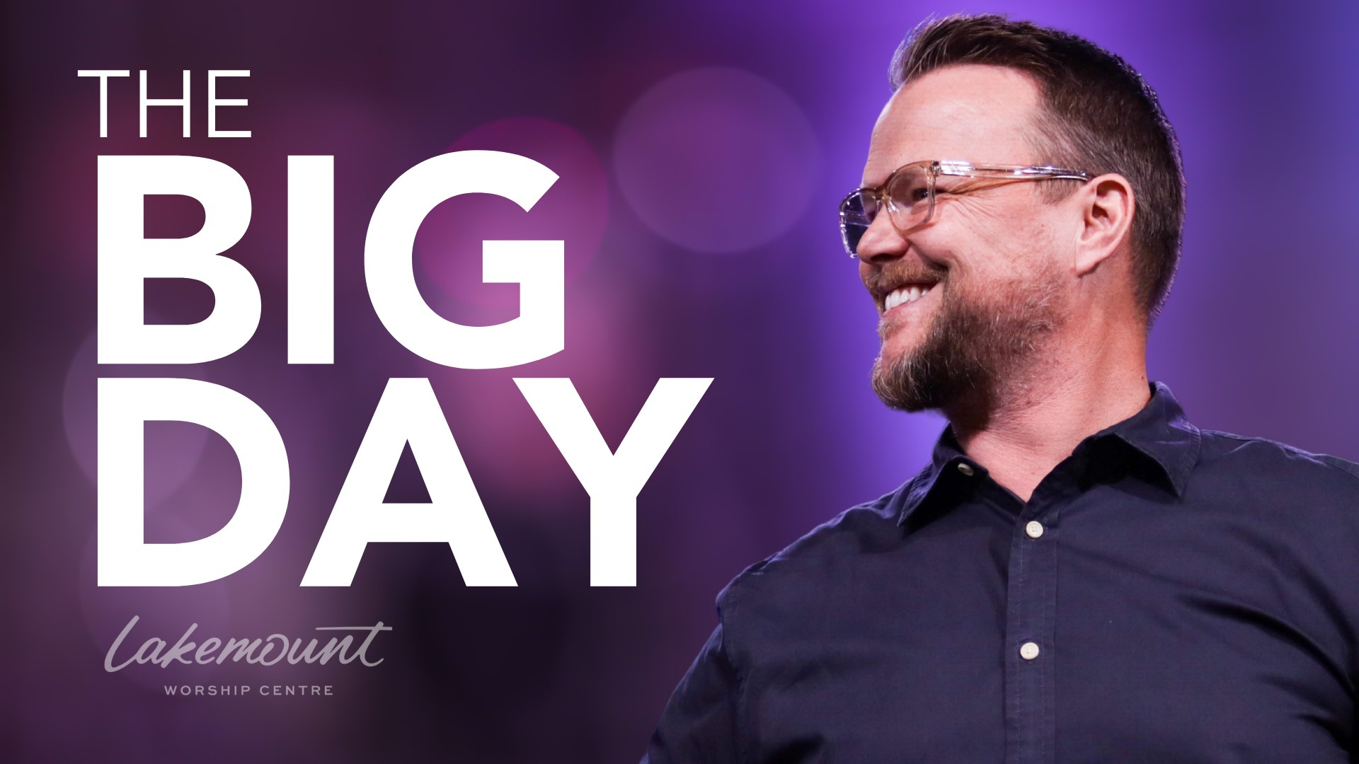Video Thumbnail The BIG Day   Sunday Service   September 12, 2021