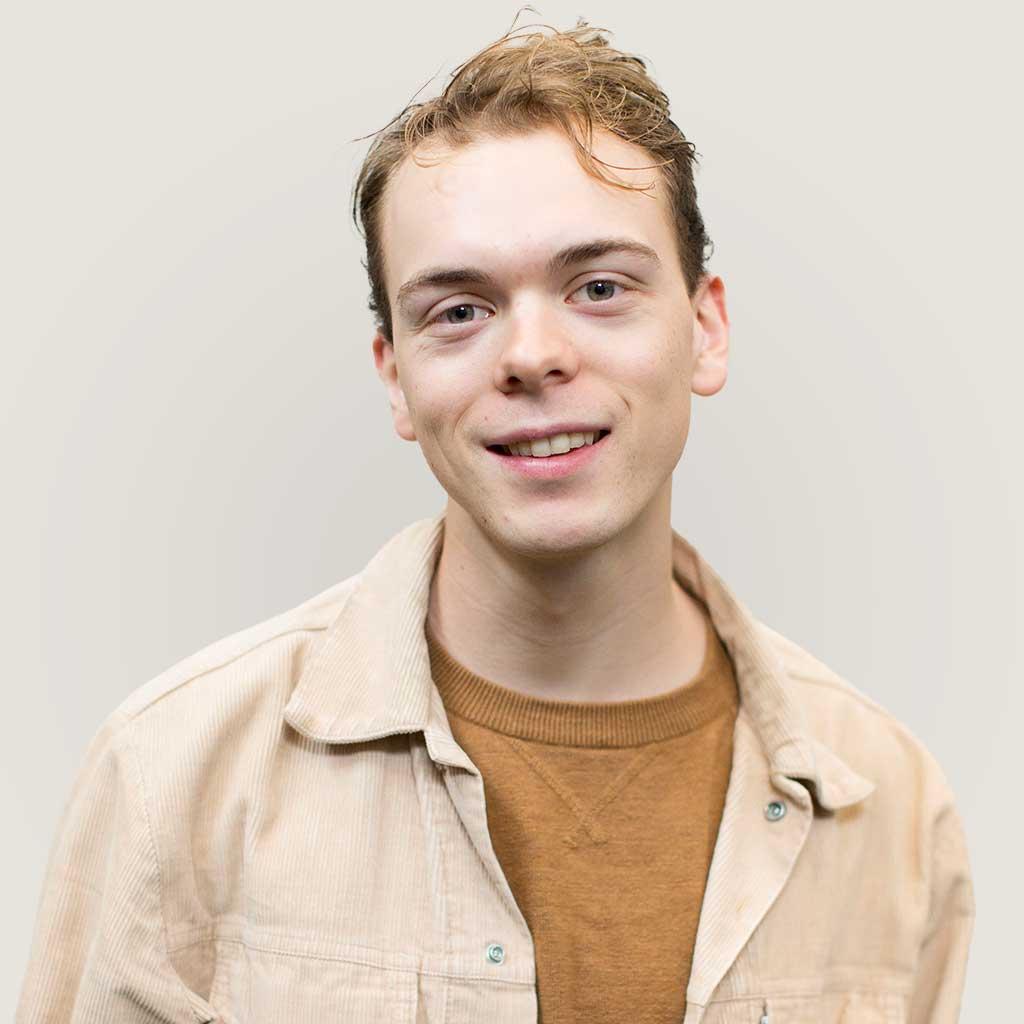 Levi Clattenburg - Worship Community Assistant