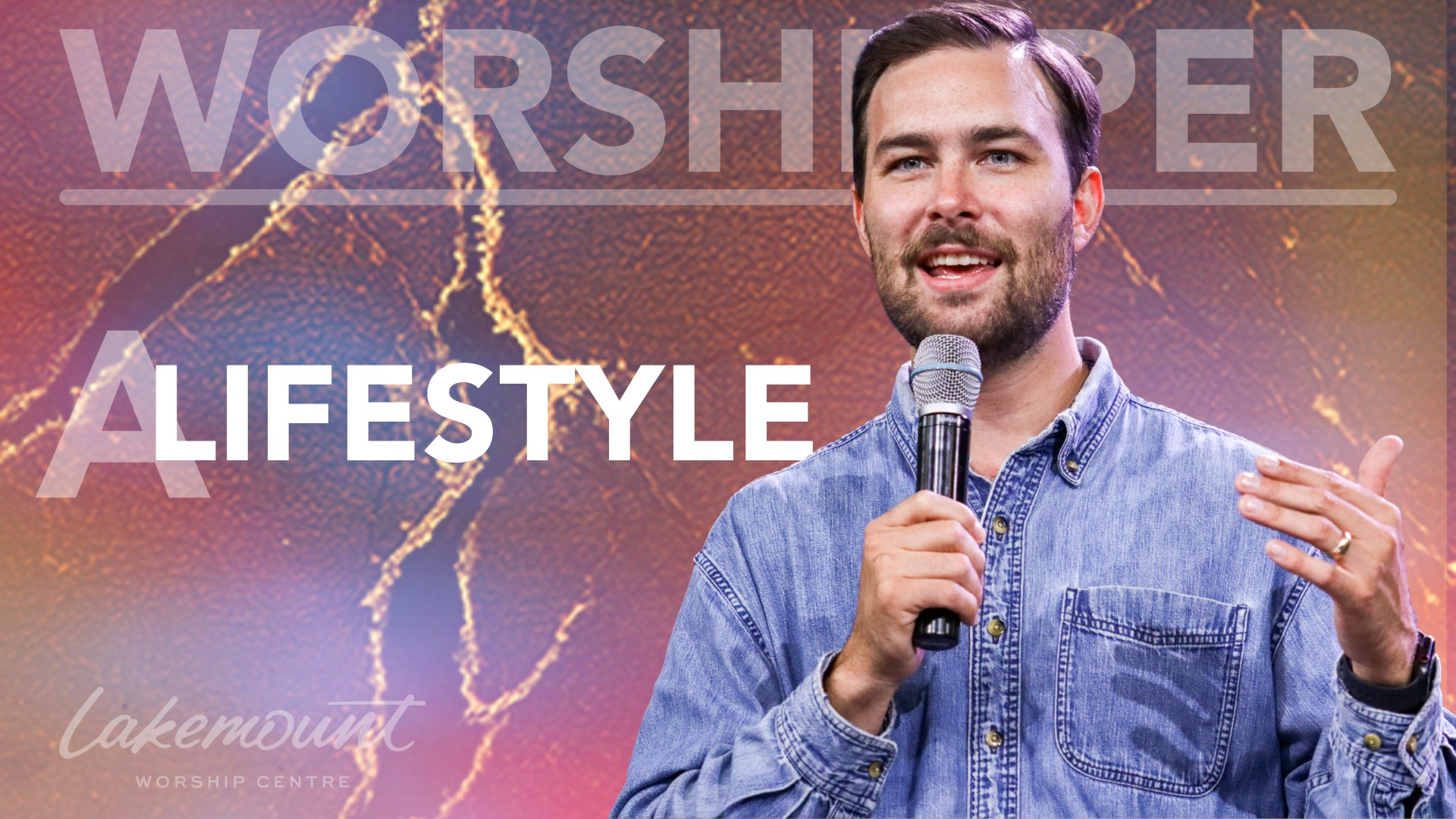 Video Thumbnail Worshipper: A Lifestyle   Sunday Service   August 15, 2021