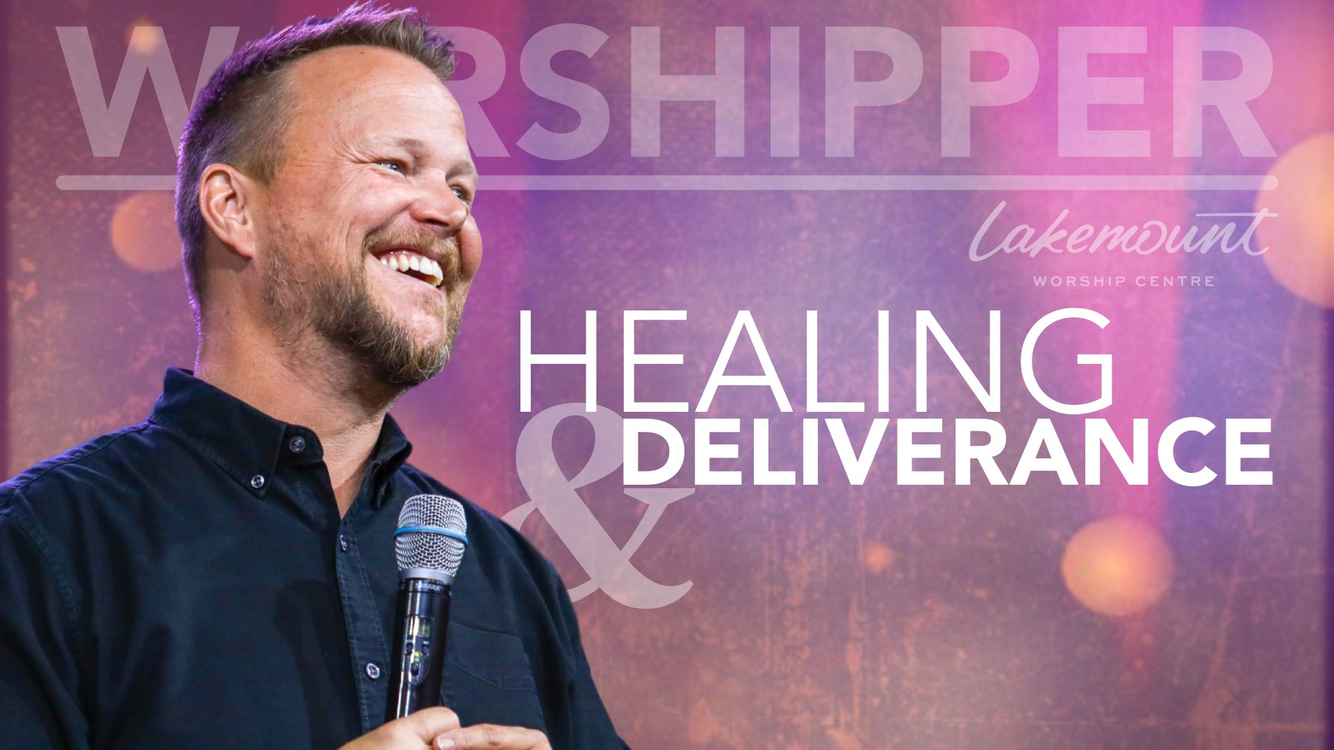 Video Thumbnail Worshipper: Healing and Deliverance   Sunday Service   August 29, 2021